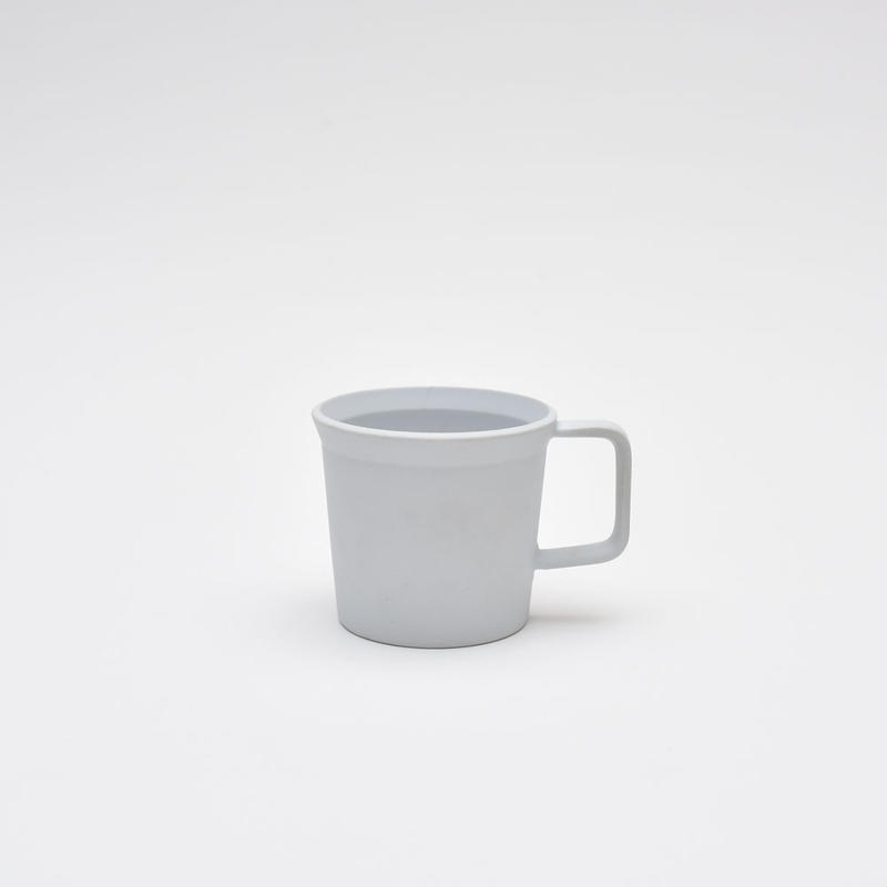 1616 / TY Esspresso Cup Handle  / Plain Gray