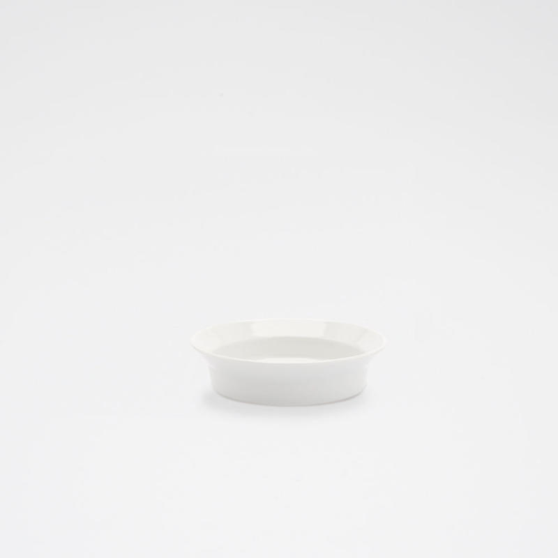1616 / TY Round Deep Plate 120/ White