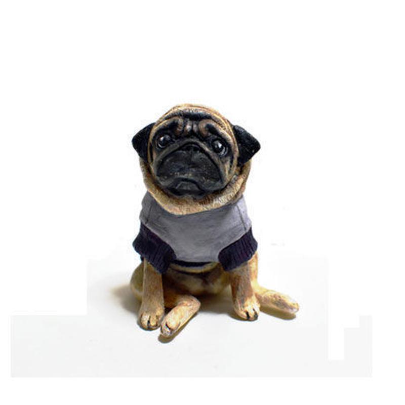 愛犬の分身フィギュア