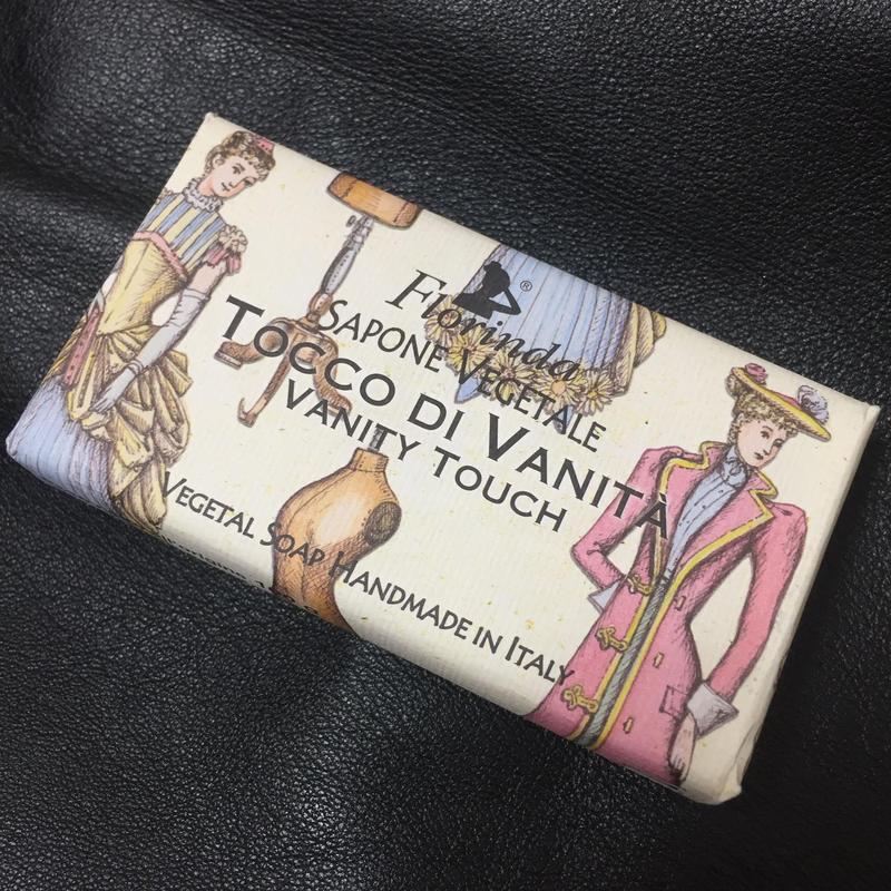 Florinda Soap Vanity Touch