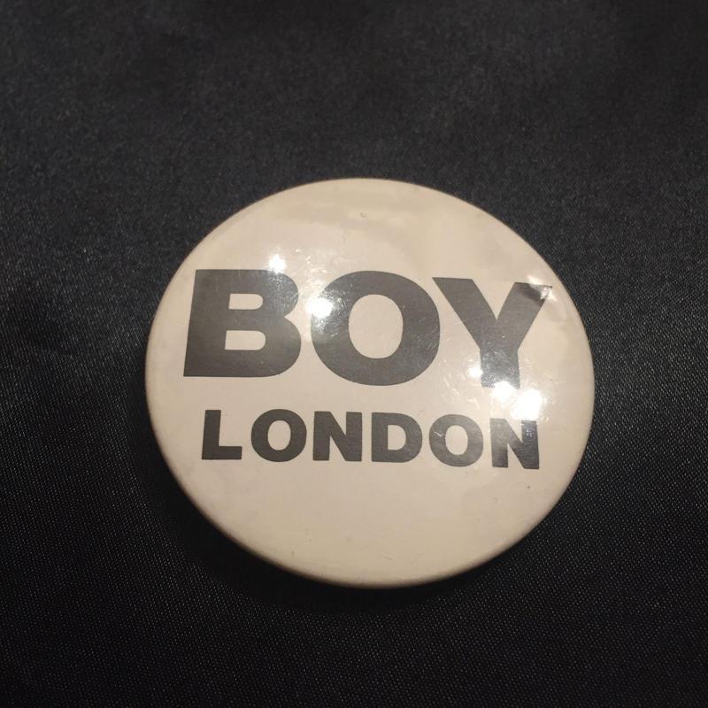 Boy london button