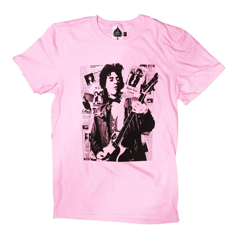 The Cast/Johnny Thunders(Baby Pink)