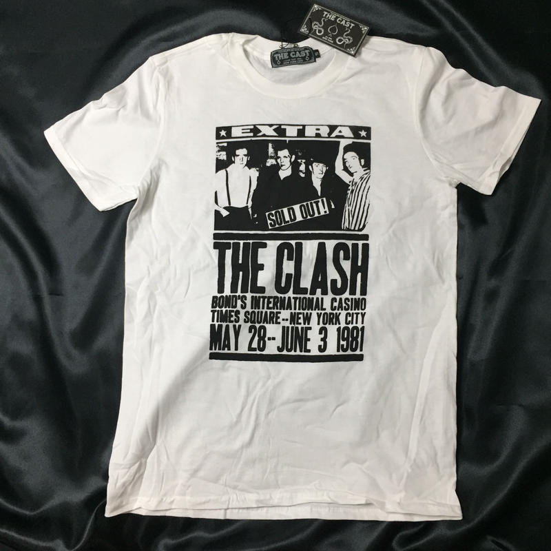 The Cast/The Clash