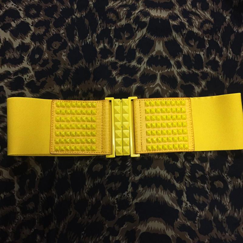 Belt/Yellow