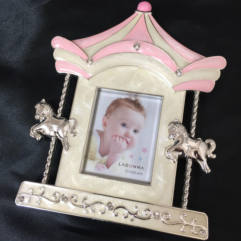 Carousel Photo Frame