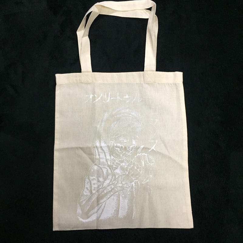 B品SALE!!Original Totebag White Ink