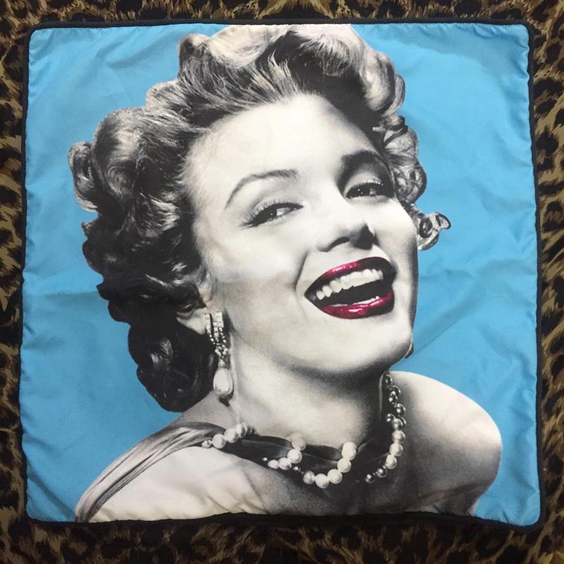 Marilyn Monroe Cushion Cover