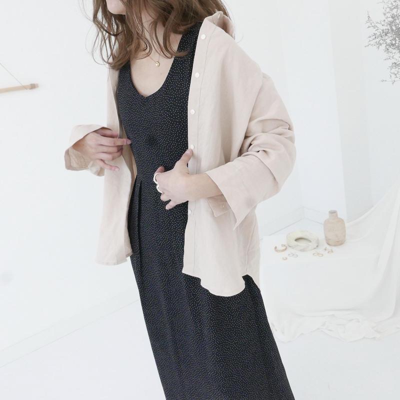 linen standard shirt