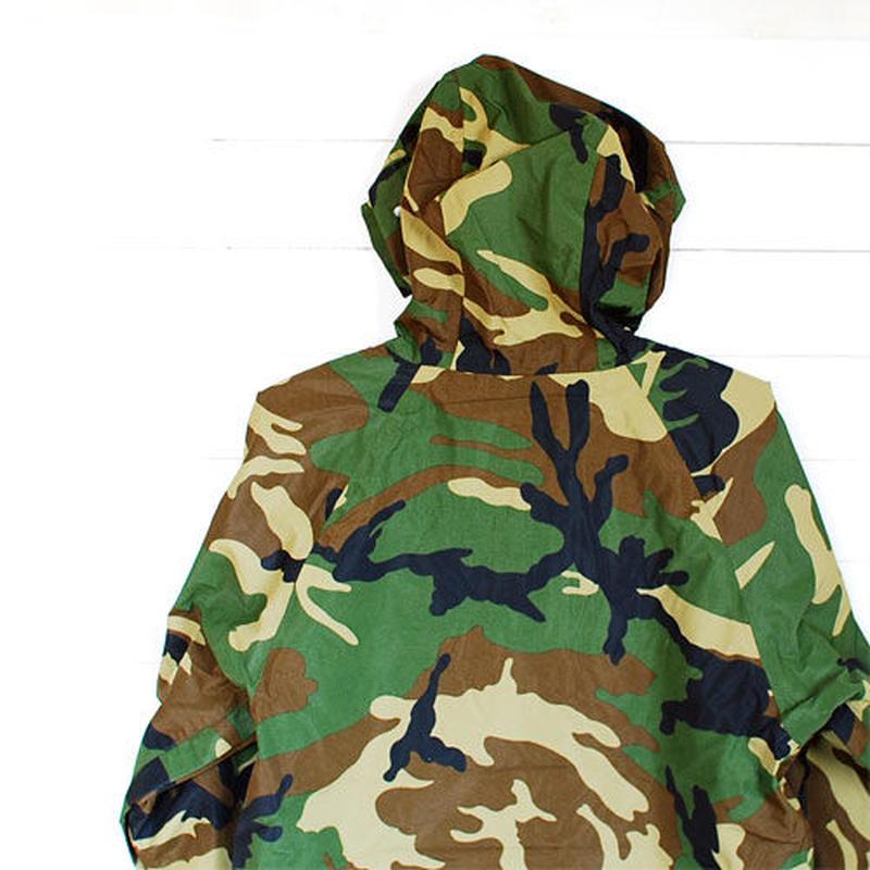 Camouflage hoodie