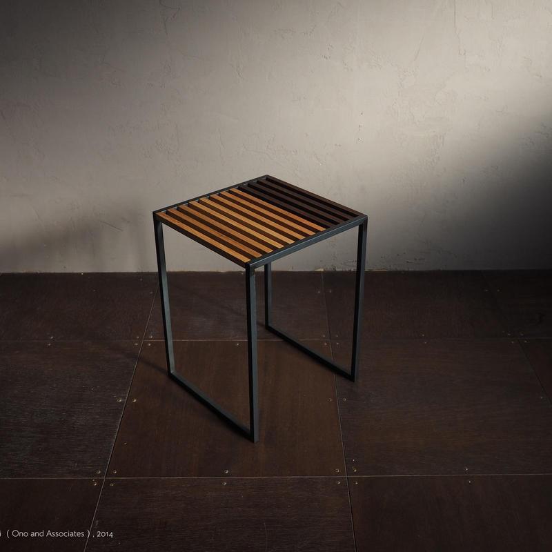 Louver stool 13
