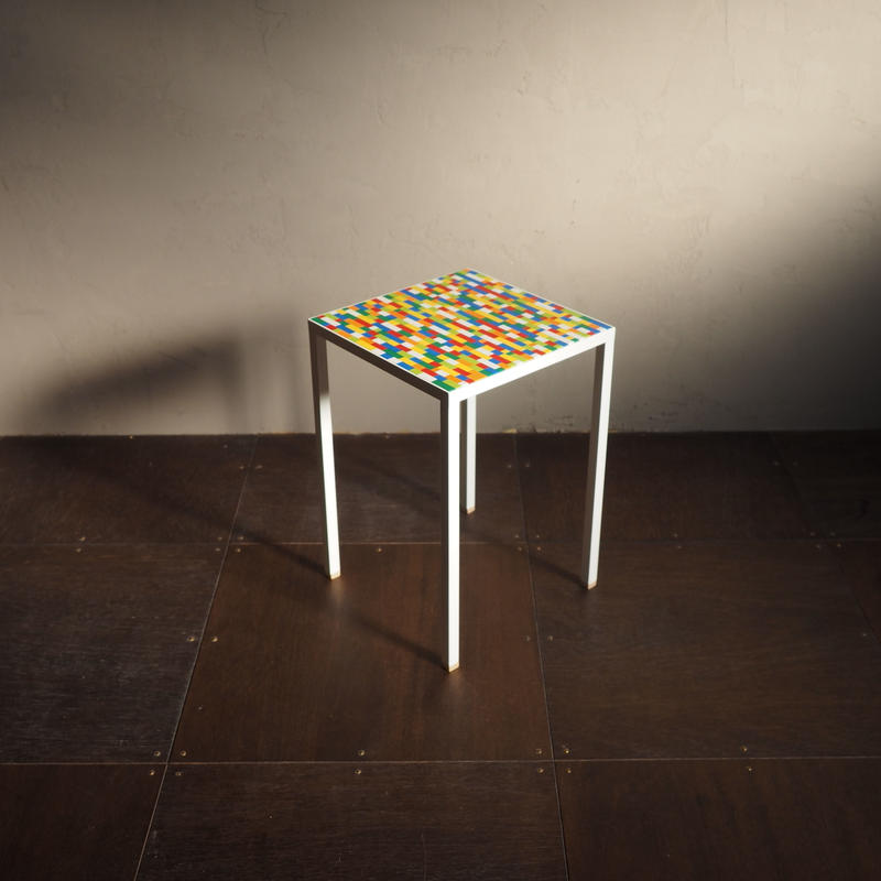 BRICK FURNITURE - Frame stool