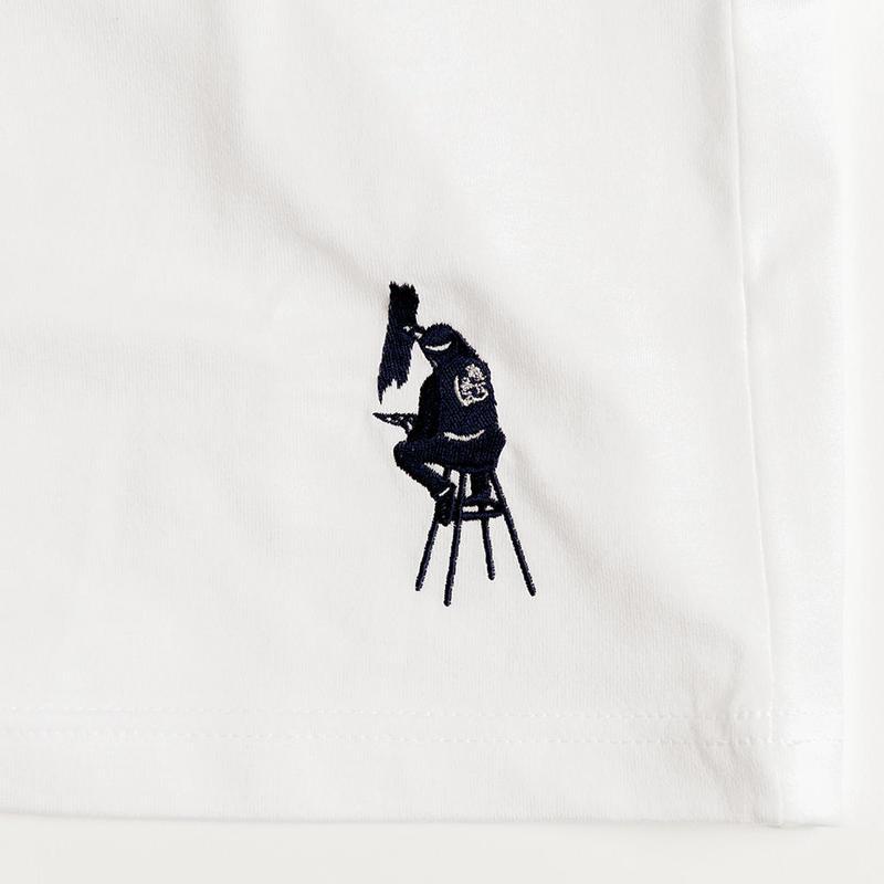 ONOMICHI DENIM 職人刺繍T-SHIRT 左官