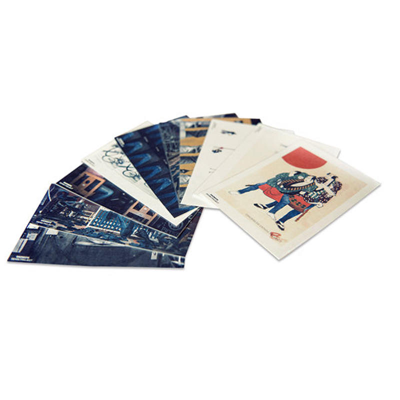 POST CARD SET(8pcs)