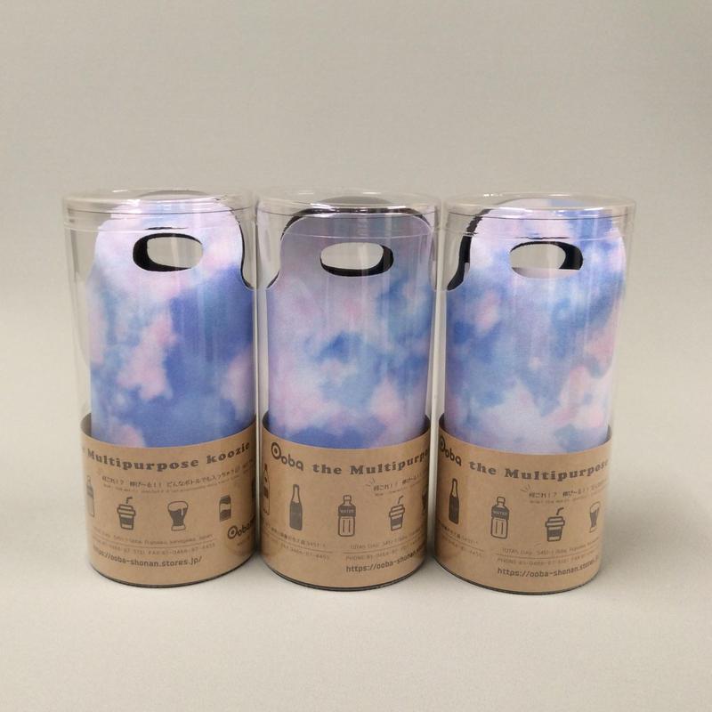 【送料無料】Ooba the multipurpose koozie  :Design S size :  ペットボトルカバー缶クージー 缶 ホルダー  保冷缶ホルダー クージー 保冷ドリンククーラー