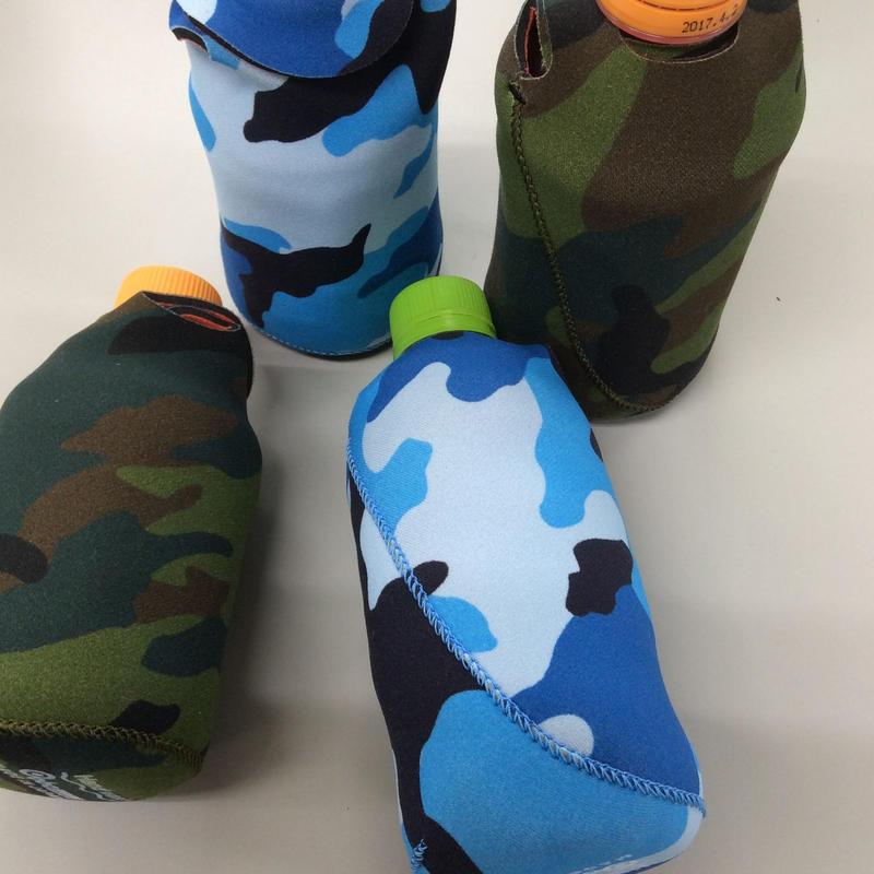【送料無料】Ooba the multipurpose koozie  :Camo S size :  ペットボトルカバー缶クージー 缶 ホルダー  保冷缶ホルダー クージー 保冷ドリンククーラー