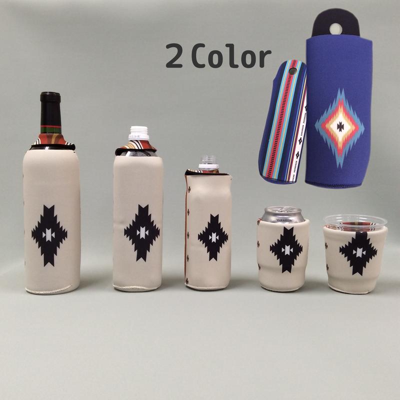 【送料無料】Ooba the multipurpose koozie  :Design :  ペットボトルカバー缶クージー 缶 ホルダー  保冷缶ホルダー クージー 保冷ドリンククーラー ワインカバー