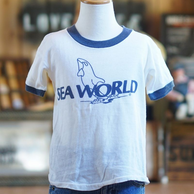 70sヴィンテージキッズTシャツ