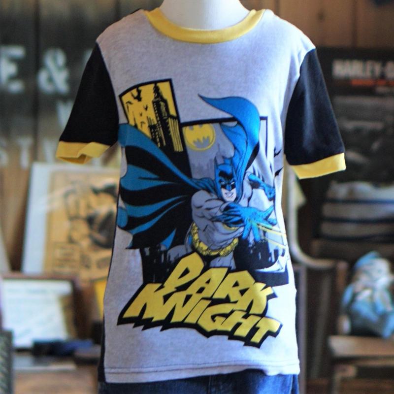 バットマンキッズTシャツ