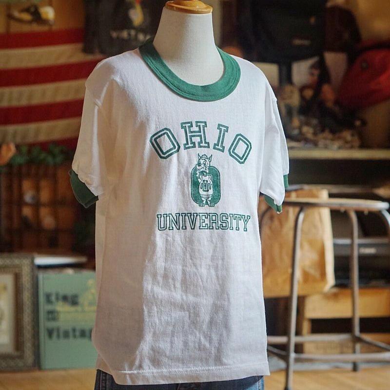 ヴィンテージキッズTシャツ(OHIO)