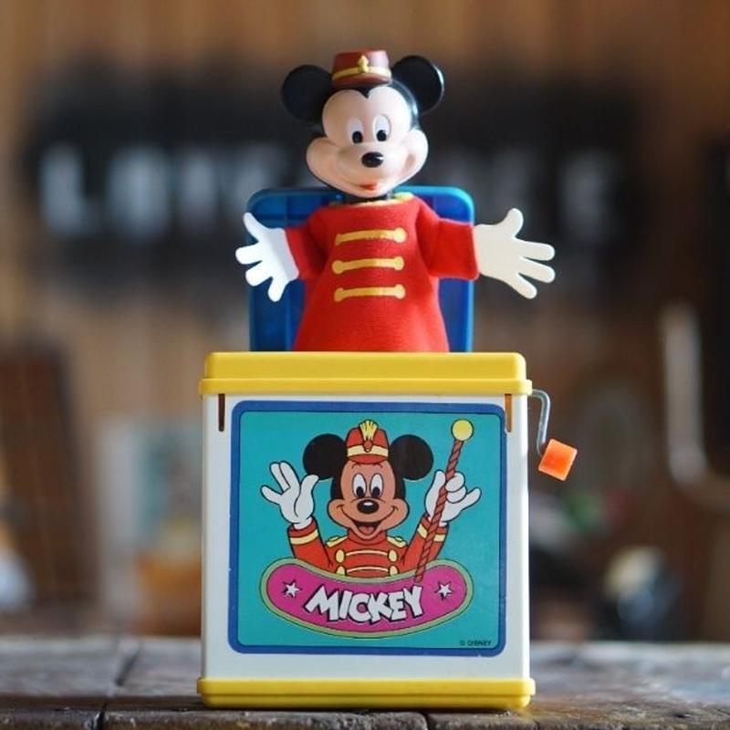 80s ヴィンテージディズニーびっくり箱