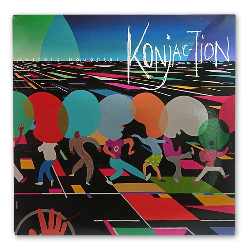 Buffalo Daughter - Konjac-tion(2LP)