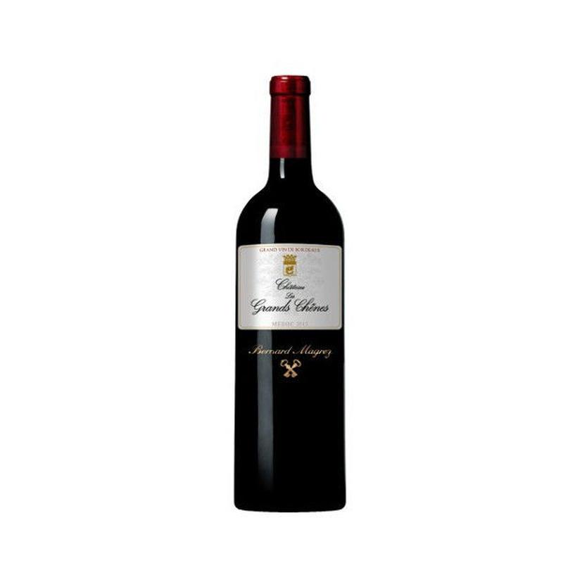 人気のボルドーメドック 赤ワイン 「シャトー・レ・グラン・シェーヌ 2011年」750ml