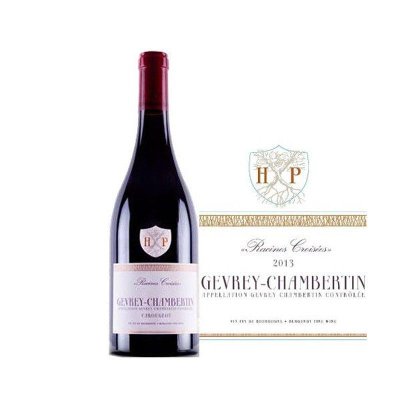 フランス最高級の赤ワイン  ブルゴーニュ コート・ド・ニュイ ジュヴレ・シャンベルタンの赤ワイン ピノ・ノワール リアンリ・ピオン 2015年   750ml