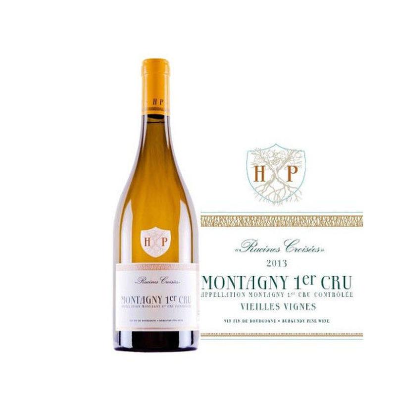 フランス ブルゴーニュのシャルドネ100%白ワイン 「モンタニィ・プルミエ・クリュ 」2012年 750ml