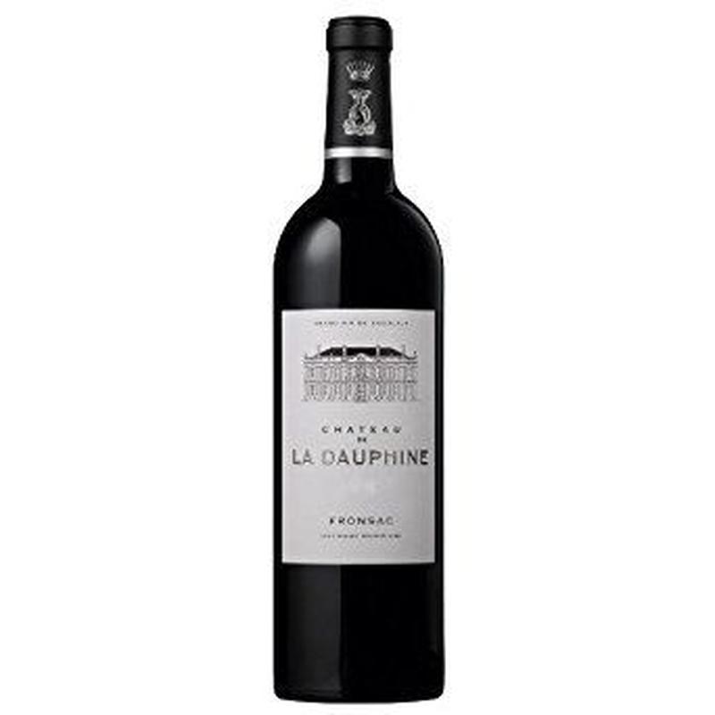 ボルドー地方フロンサックの赤ワイン「シャトー・ドゥ・ラ・ドーフィンヌ 2011年」750ml