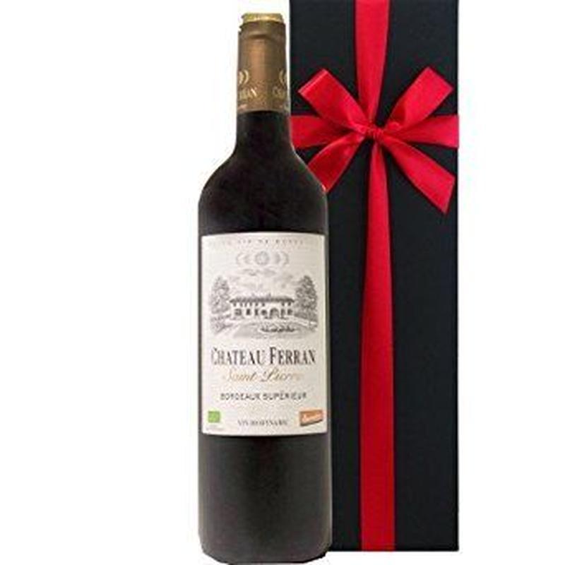 ボルドー フルボディ 辛口 フランスの赤ワイン 「シャトー・フェラン 2012年」750ml