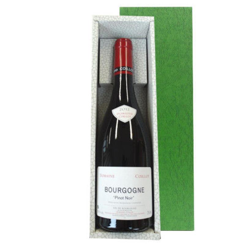 【送料無料】フランス ブルゴーニュ 赤ワイン ドメーヌ・コイヨ「ピノ・ノワール」 750ml ギフト箱入り