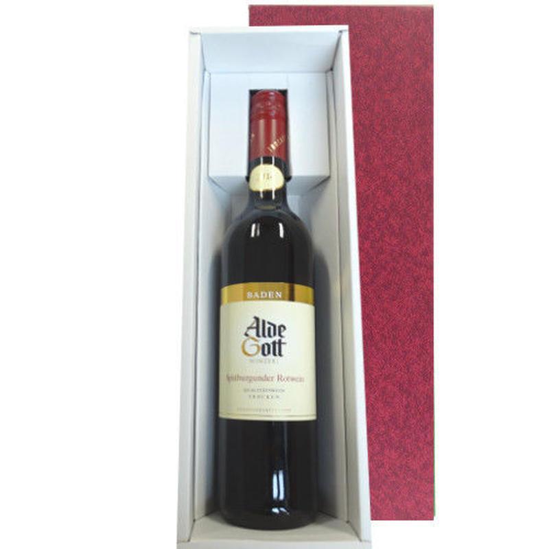 【送料無料】お酒 ワインギフト ドイツ 赤 ワイン シュペートブルグンダー ピノ・ノワール バーデン地方 辛口 2014年