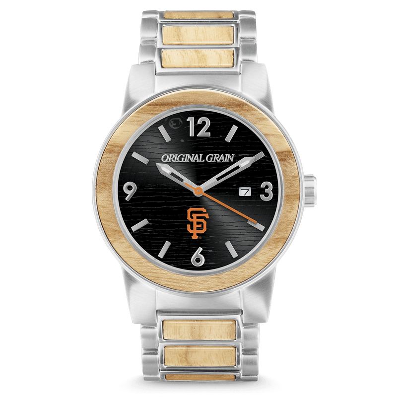 【GIANTS BARREL 42MM】-  MLB RECLAIMED SERIES