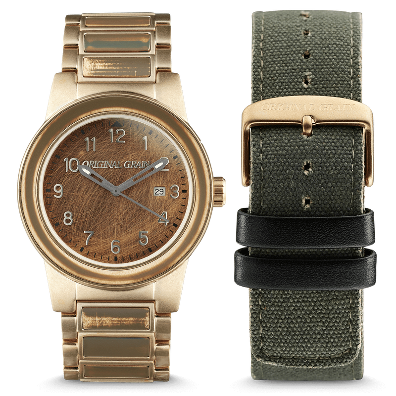 The Barrel 42mm – The MILITARY Collection/Brigade/Canvas
