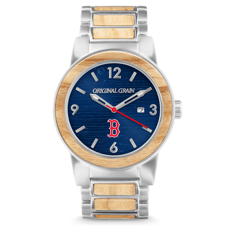 【RED SOX BARREL 42MM】-  MLB RECLAIMED SERIES
