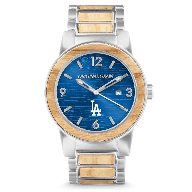 【DODGERS BARREL 42MM】-  MLB RECLAIMED SERIES