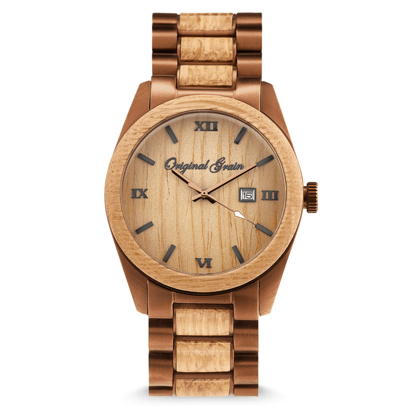 The Classic 2.0 - Whiskey Wood/Espresso