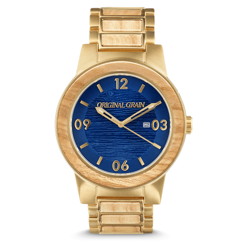 The Barrel 47mm - Ashwood/Blue