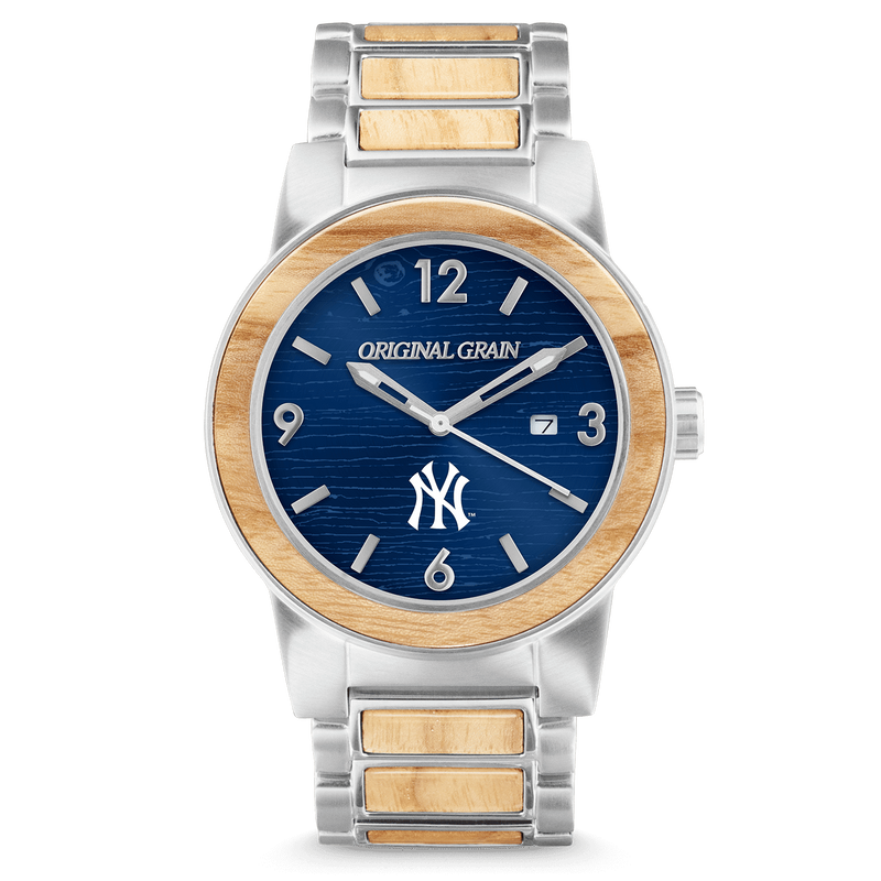【YANKEES BARREL 42MM】-  MLB RECLAIMED SERIES
