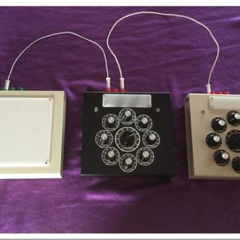 マグネトロンジェネレーターと波動転写装置
