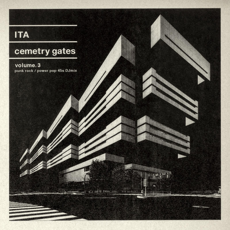 【在庫僅少 PUNK / Power Pop MIX CD!】ITA / Cemetry Gates Vol 3