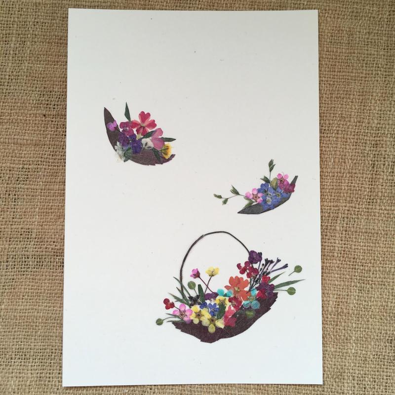 花舟 (Post Card)