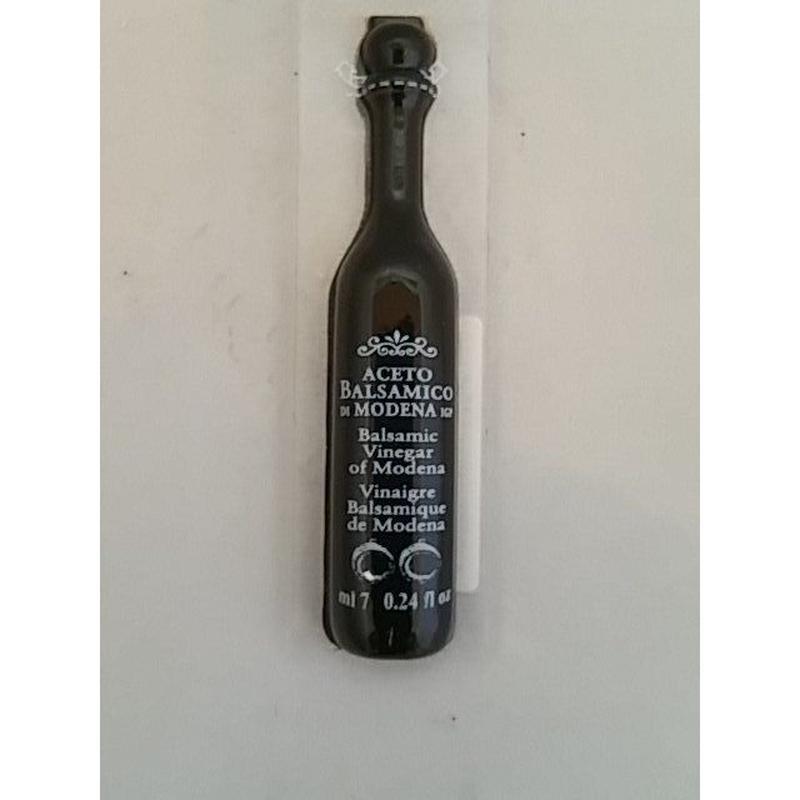 4年熟成バルサミコ酢 モデナ産 7ml (イタリア産)