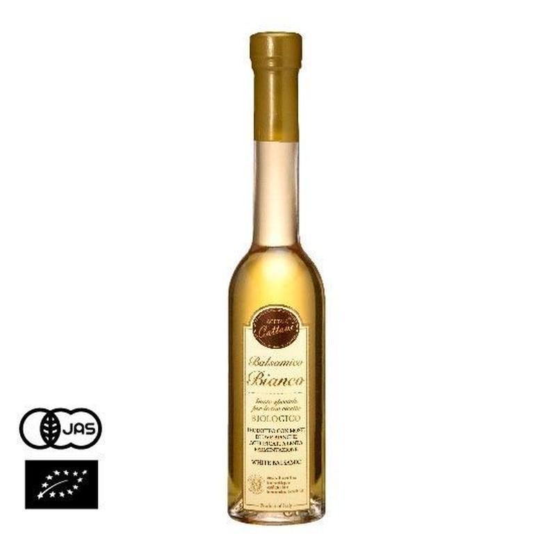 BIOホワイトバルサミコ酢 (イタリア産 250ml )