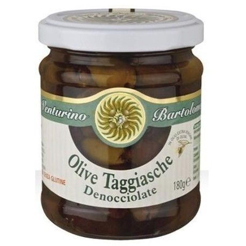 タジャスカ種抜オリーブ 180g (イタリア産)