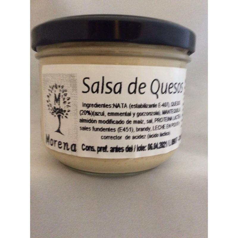 チーズソース  240ml (スペイン産)