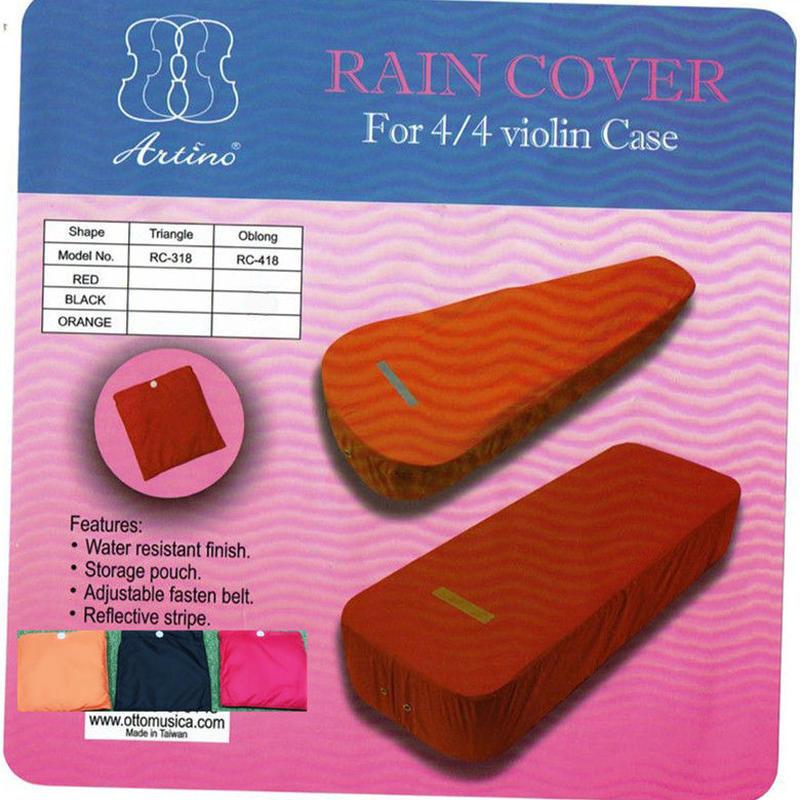バイオリン用防雨レインカバー(三角型 シェル型用)「RC-318」