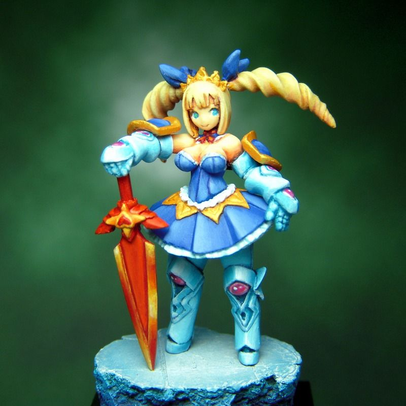 姫騎士ちゃん(Princess Knight)