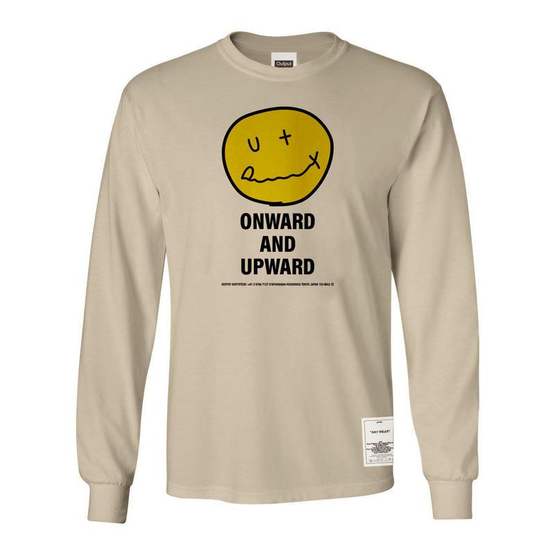 【予約商品】OPPT71  Long Sleeve T-Shirt