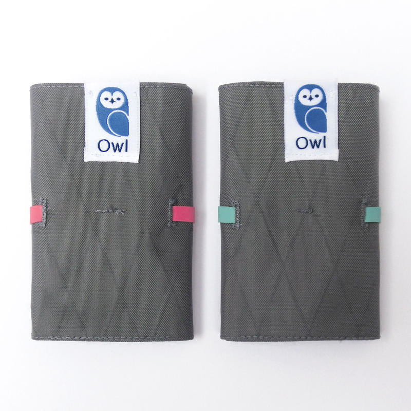 OWL X-Pac Wallet 13.0g (Gray)